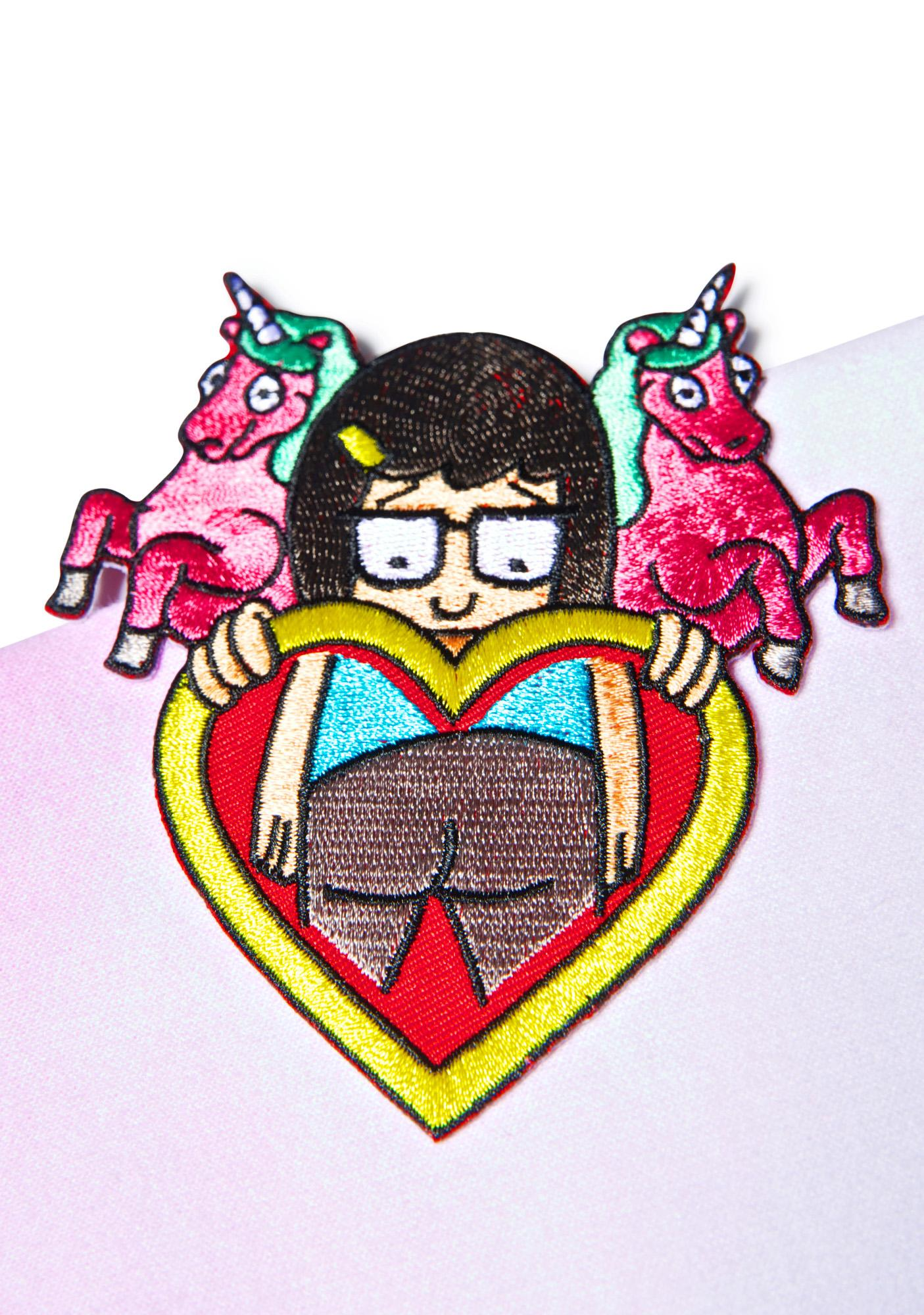 Love Tina Patch