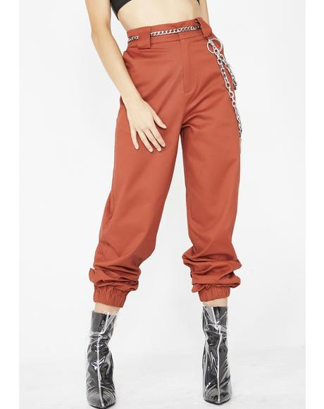 Rust Cobain Pants