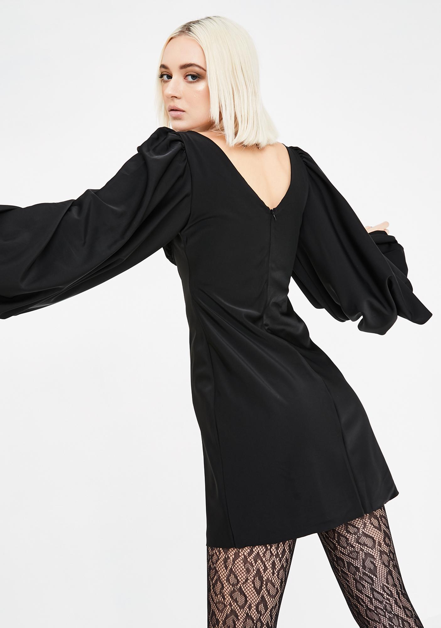 Jagger & Stone Liv Long Sleeve Mini Dress