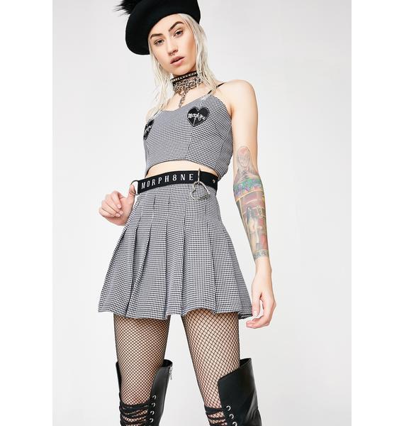 Morph8ne Off Skirt