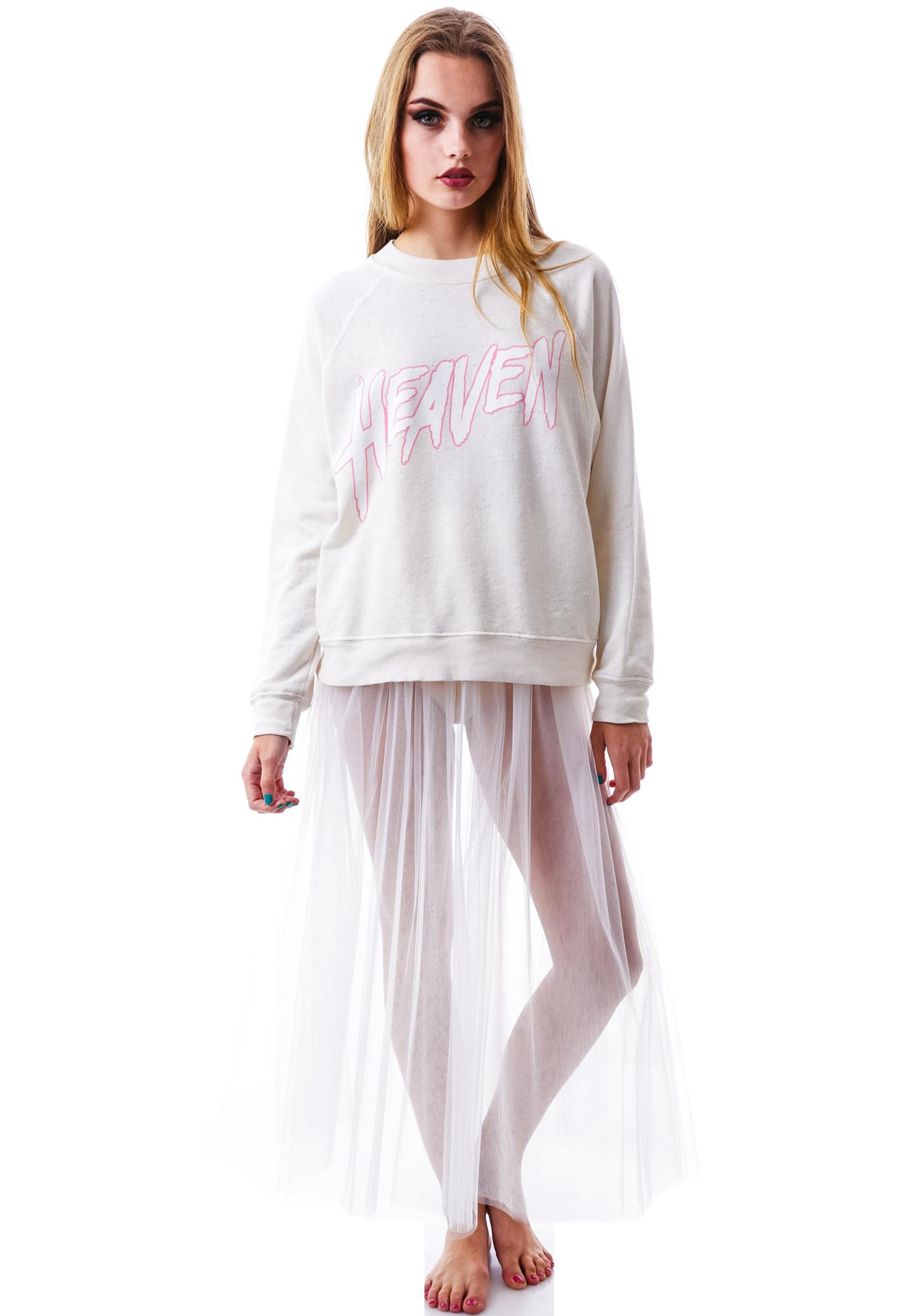 Wildfox Couture Heaven Kim's Sweater