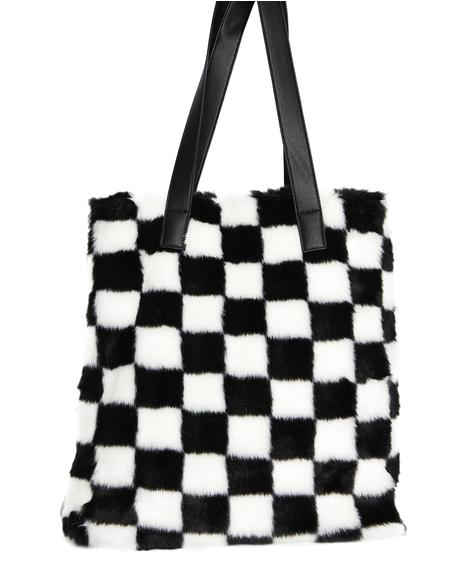 Check Me Out Tote Bag