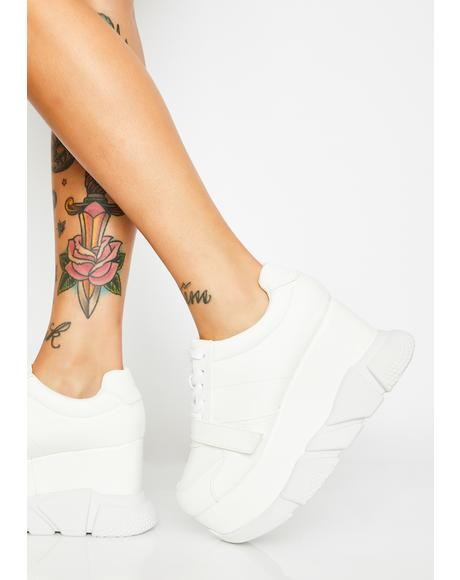 Modern Spice Platform Sneakers