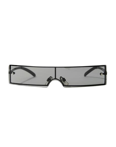 Dark Step Off Shield Sunglasses