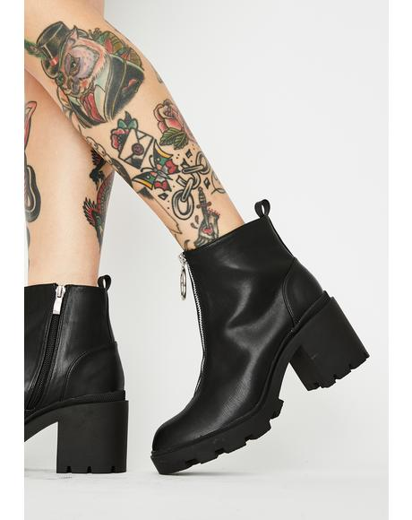 Gospel Ankle Boots