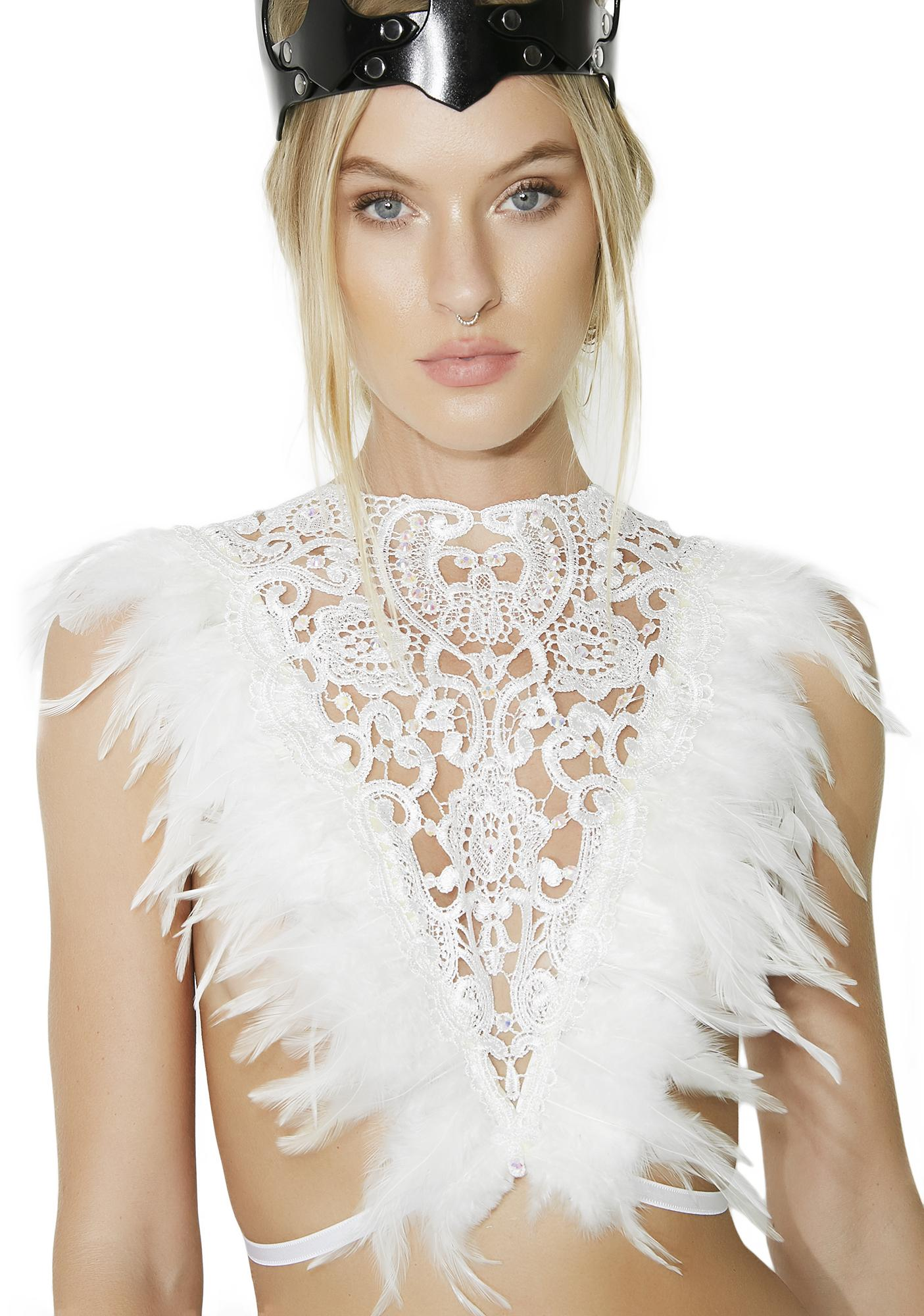 Love Khaos Gypsy Lace Top