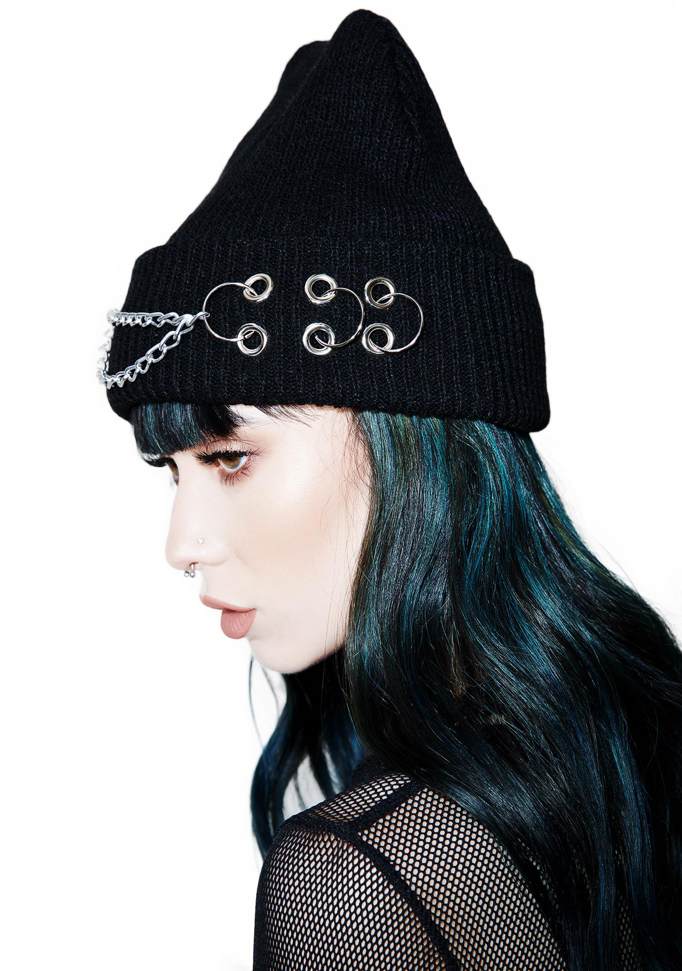 Piercing Screamz Beanie