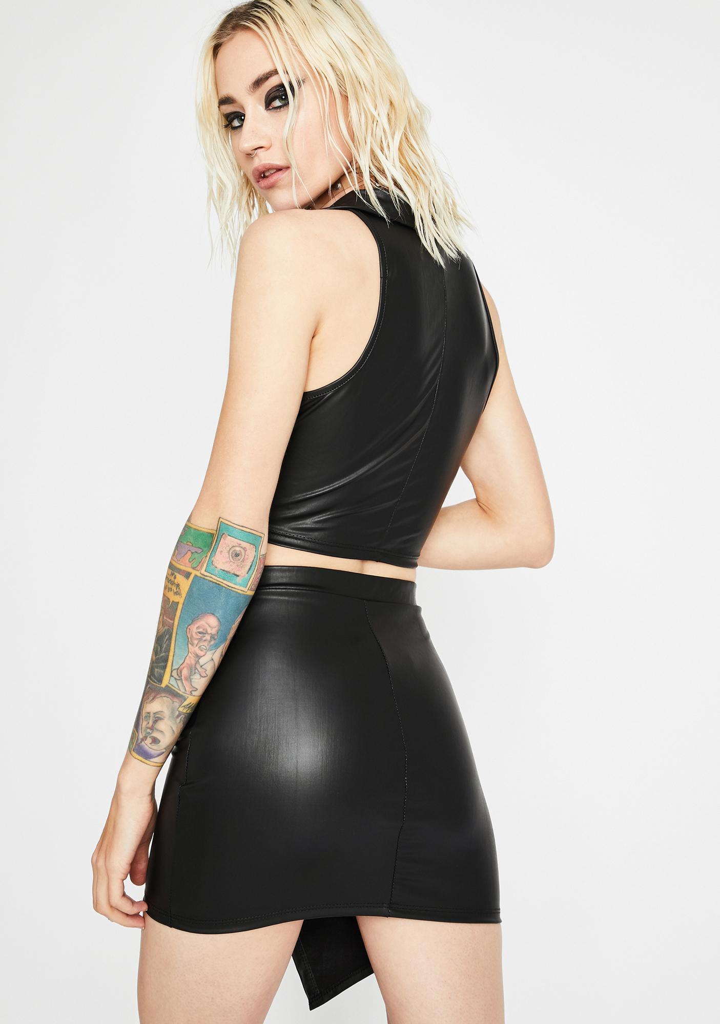 Drama Starter Skirt Set