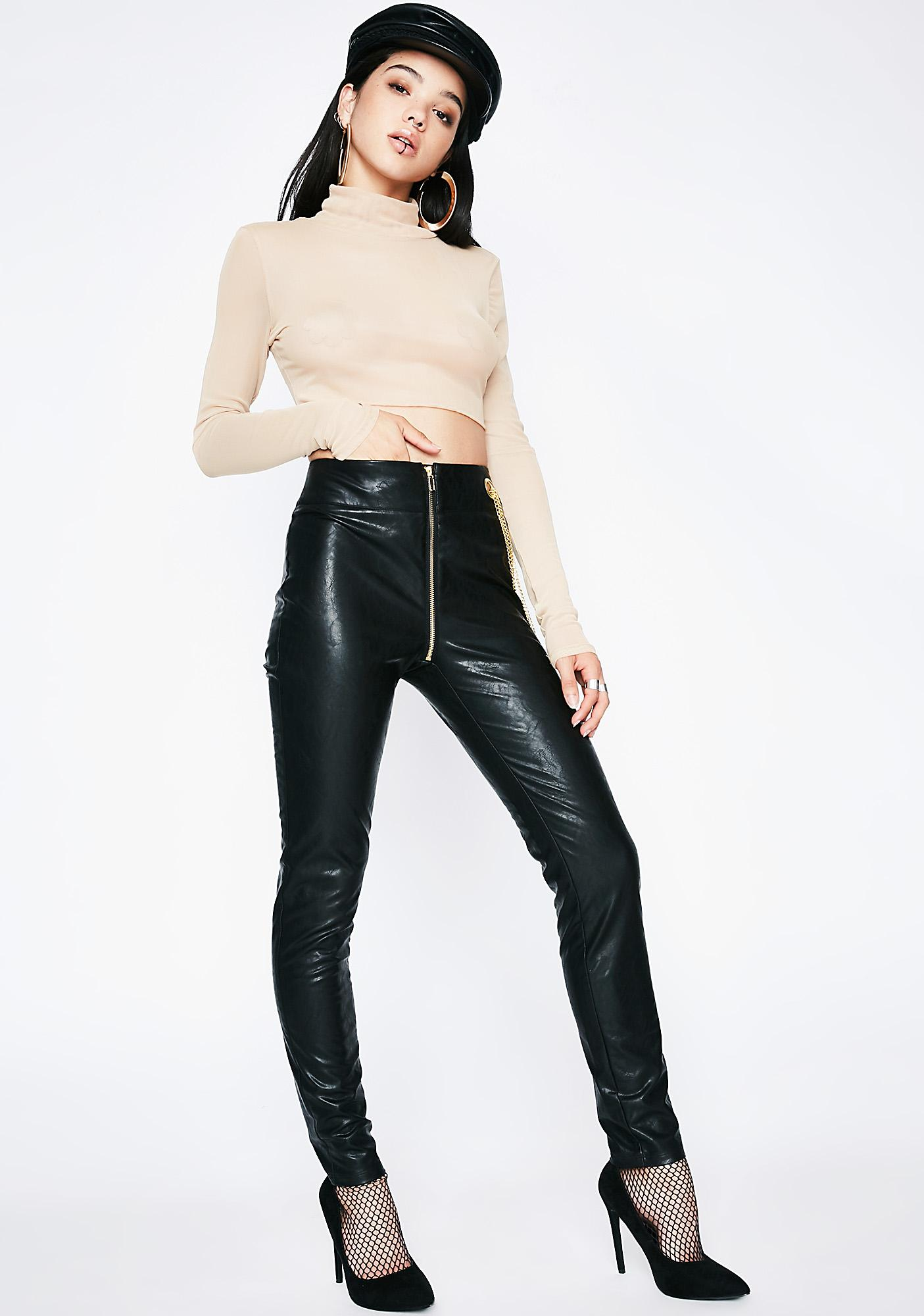 Poster Grl Hit 'Em Up Style Skinny Pants