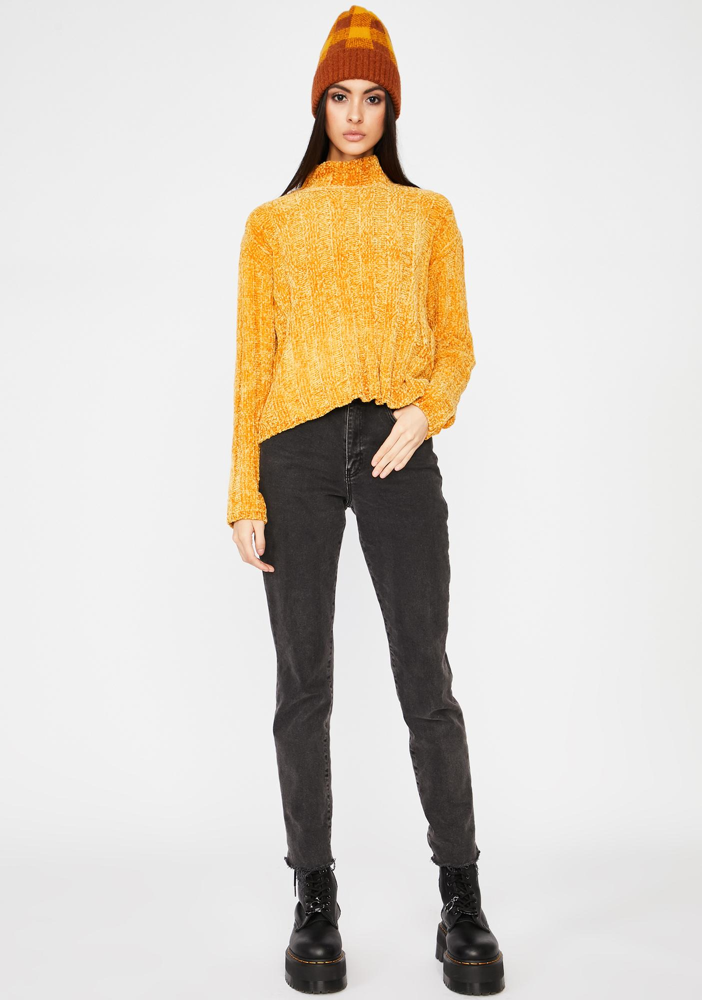 Honey Guilty Promise Knit Sweater