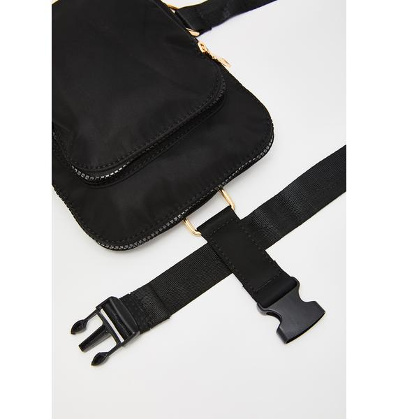 Fake Love Belt Bag