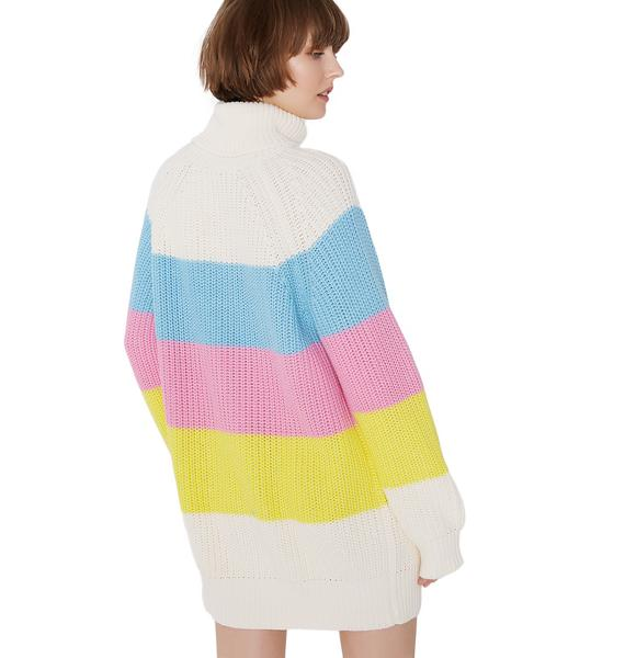 Lazy Oaf Sorbet Sweater