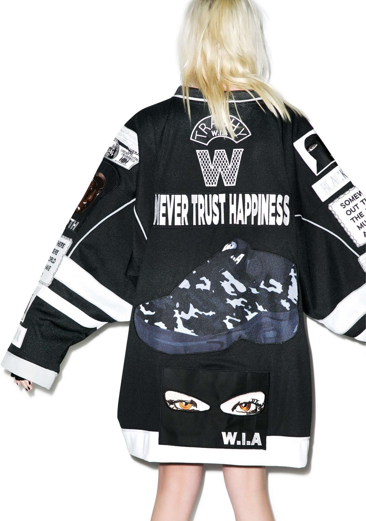 W.I.A Crash Patch Big Shirt