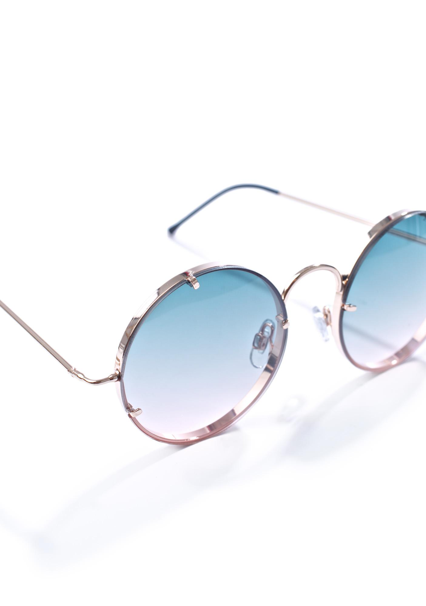 Spitfire Pink Poolside Sunglasses