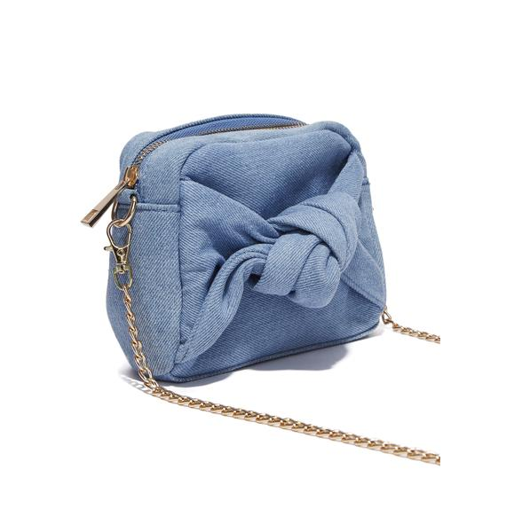 All Tied Up Crossbody Bag