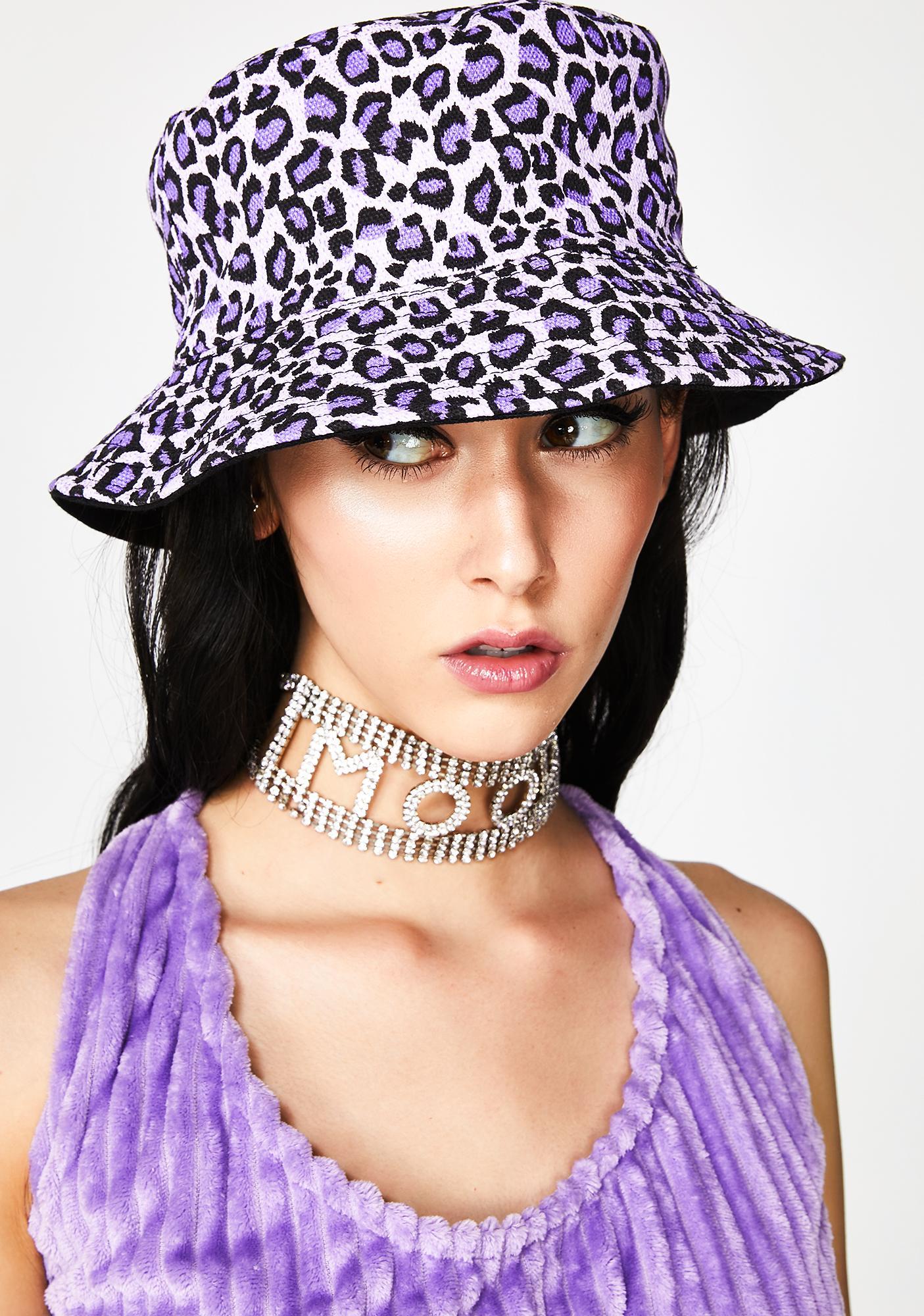 Make Me Purr Leopard Bucket Hat 770047e4d1c