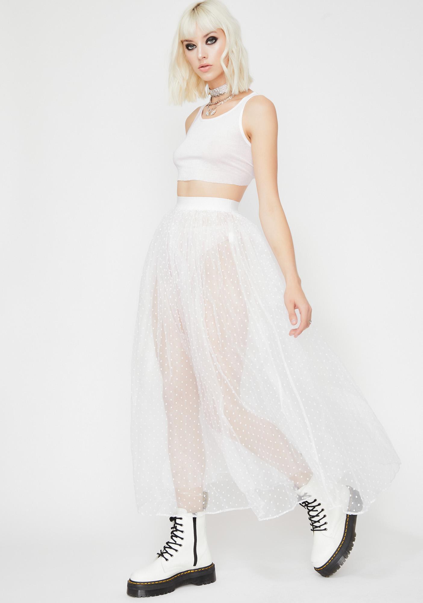 Princess Morbucks Maxi Skirt