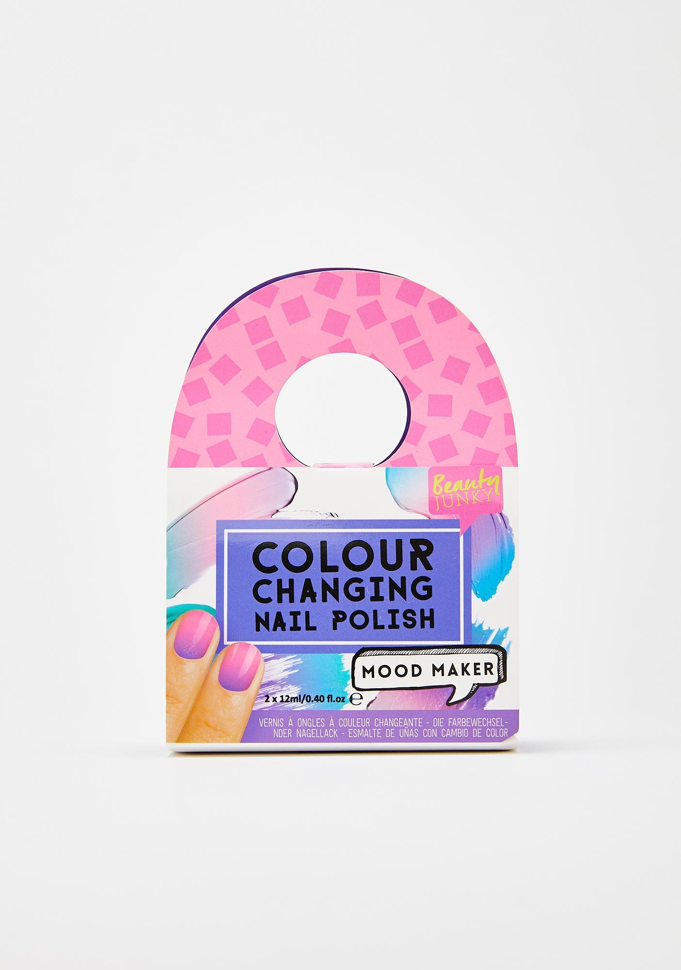 Beauty Junky Color Changing Nail Polish
