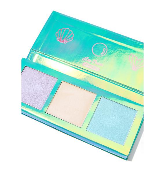 Lime Crime Mermaids Hi-Lite Palette