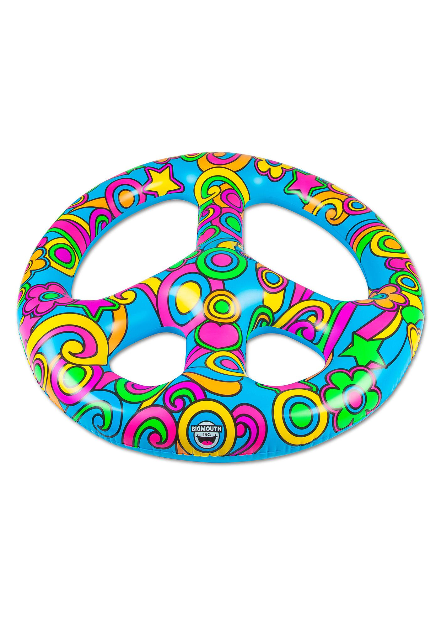 Peace N' Luv Pool Float