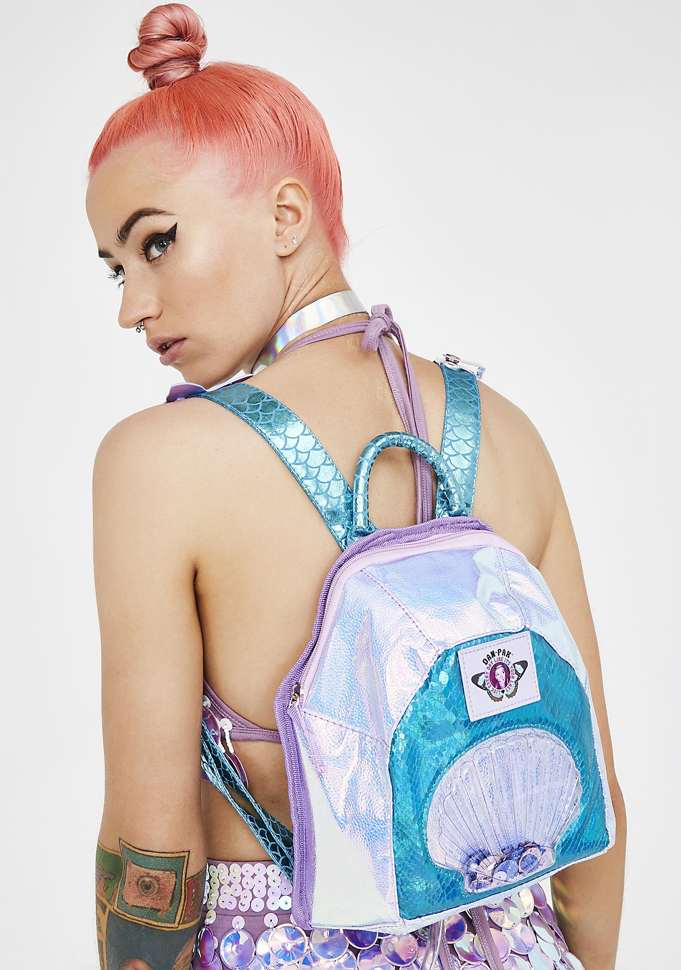 Dan-Pak Plurmaid Mini Hydration Backpack