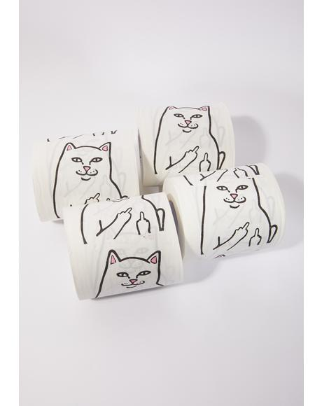 Lord Nermal Toilet Paper Pack
