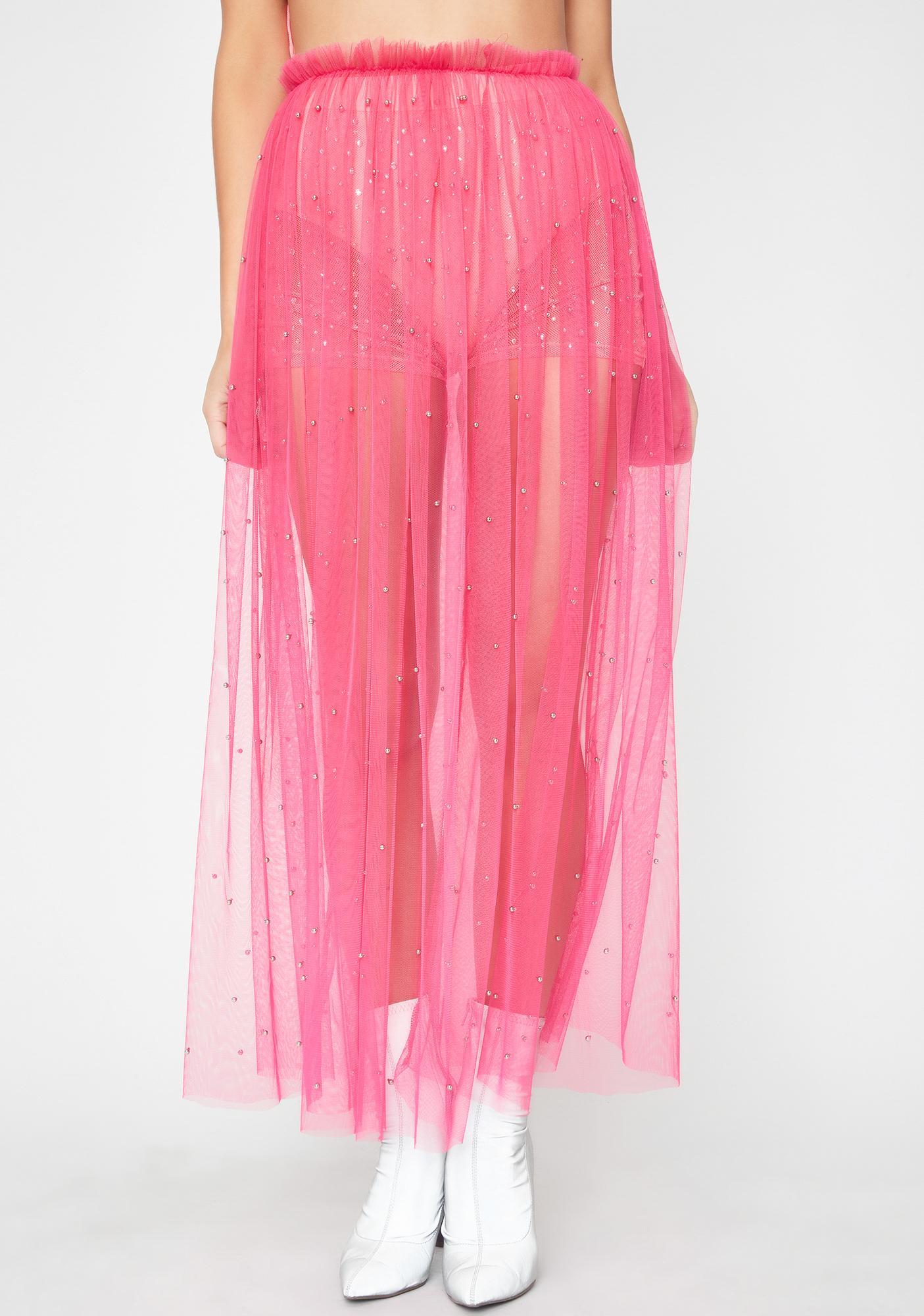 Pixie Wild AF Tulle Skirt