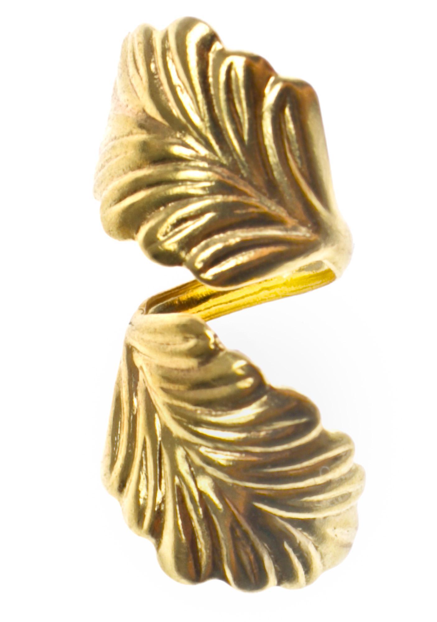 Regal Rose Elvin Leaf Hair Twists