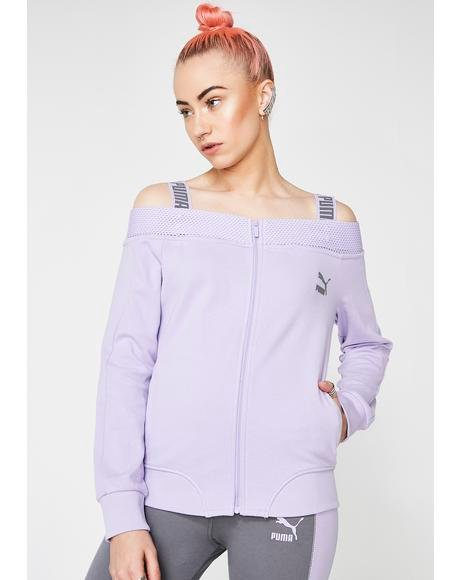 Off Shoulder T7 Jacket