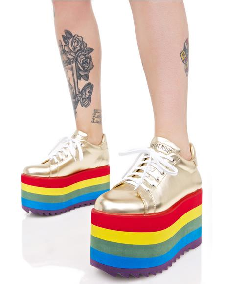 Star Shiner Sneakers