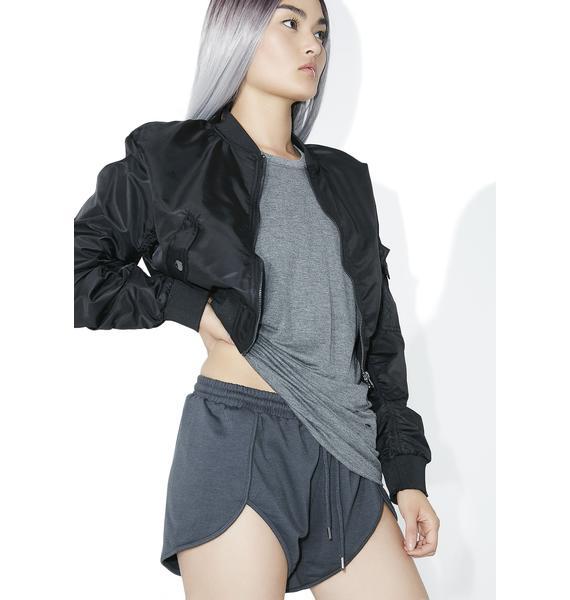 Lee Dolphin Hem Shorts