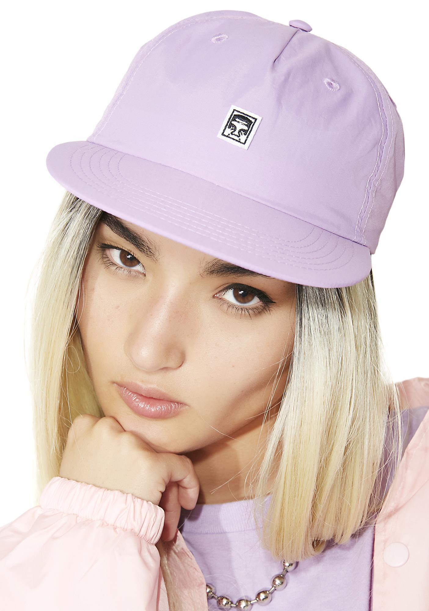 Obey Burke Hat