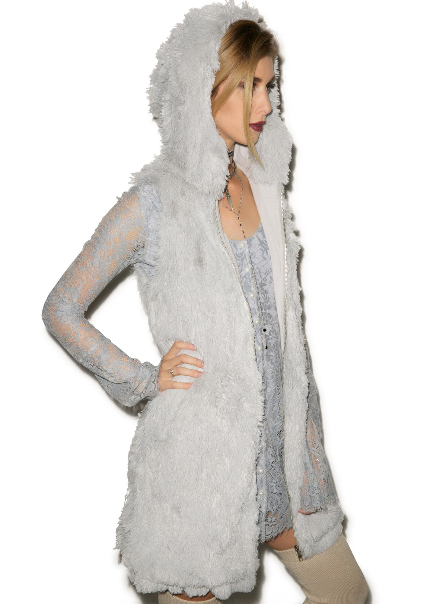 Shagadelic Hooded Vest
