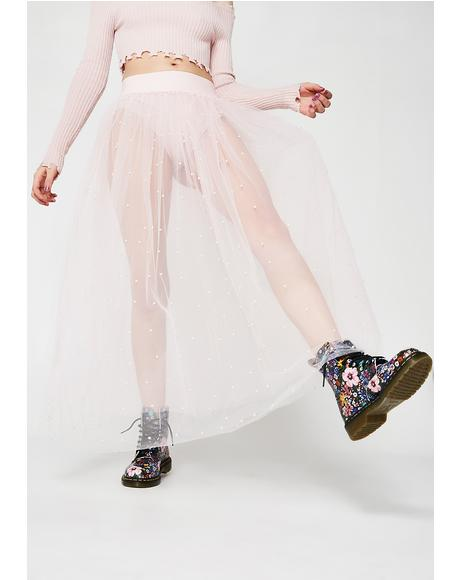 Fancy Pants Tulle Skirt