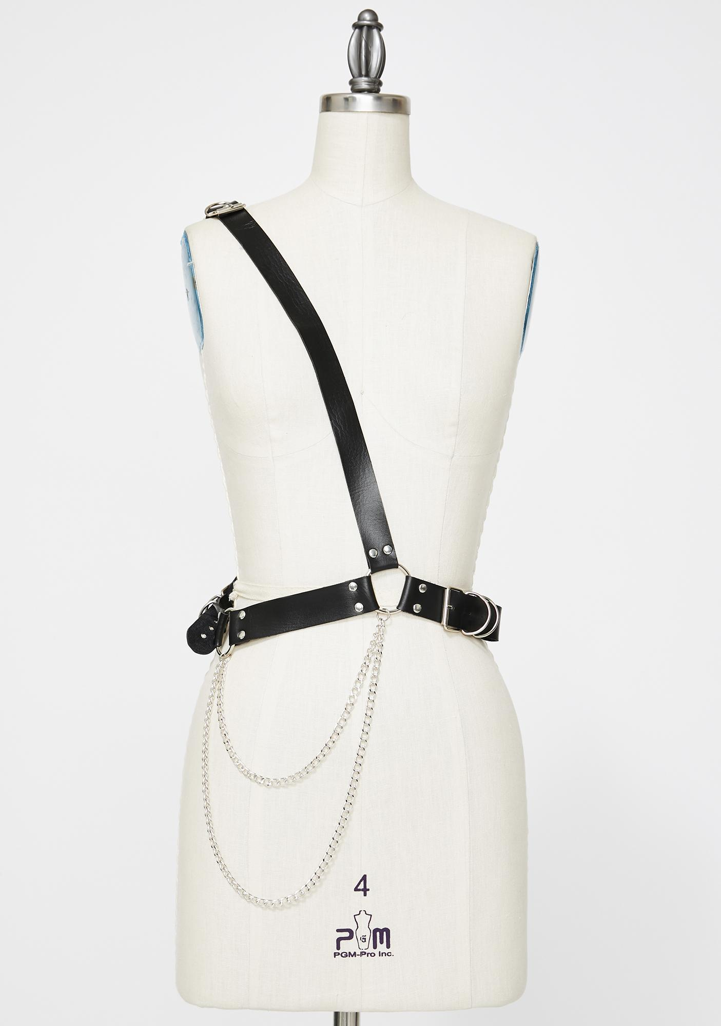 Lustful Limits Body Harness