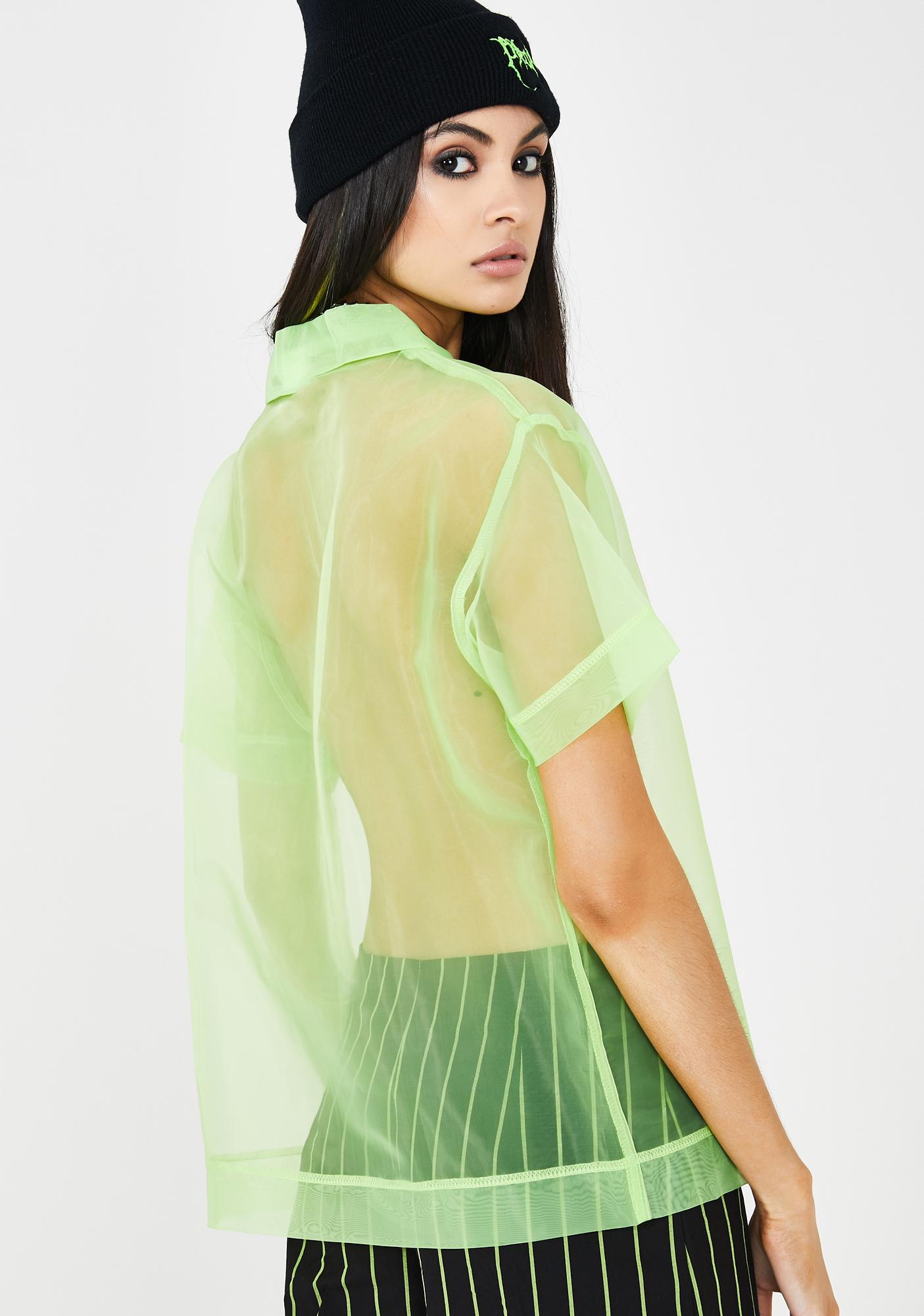 The Ragged Priest Tropics Shirt