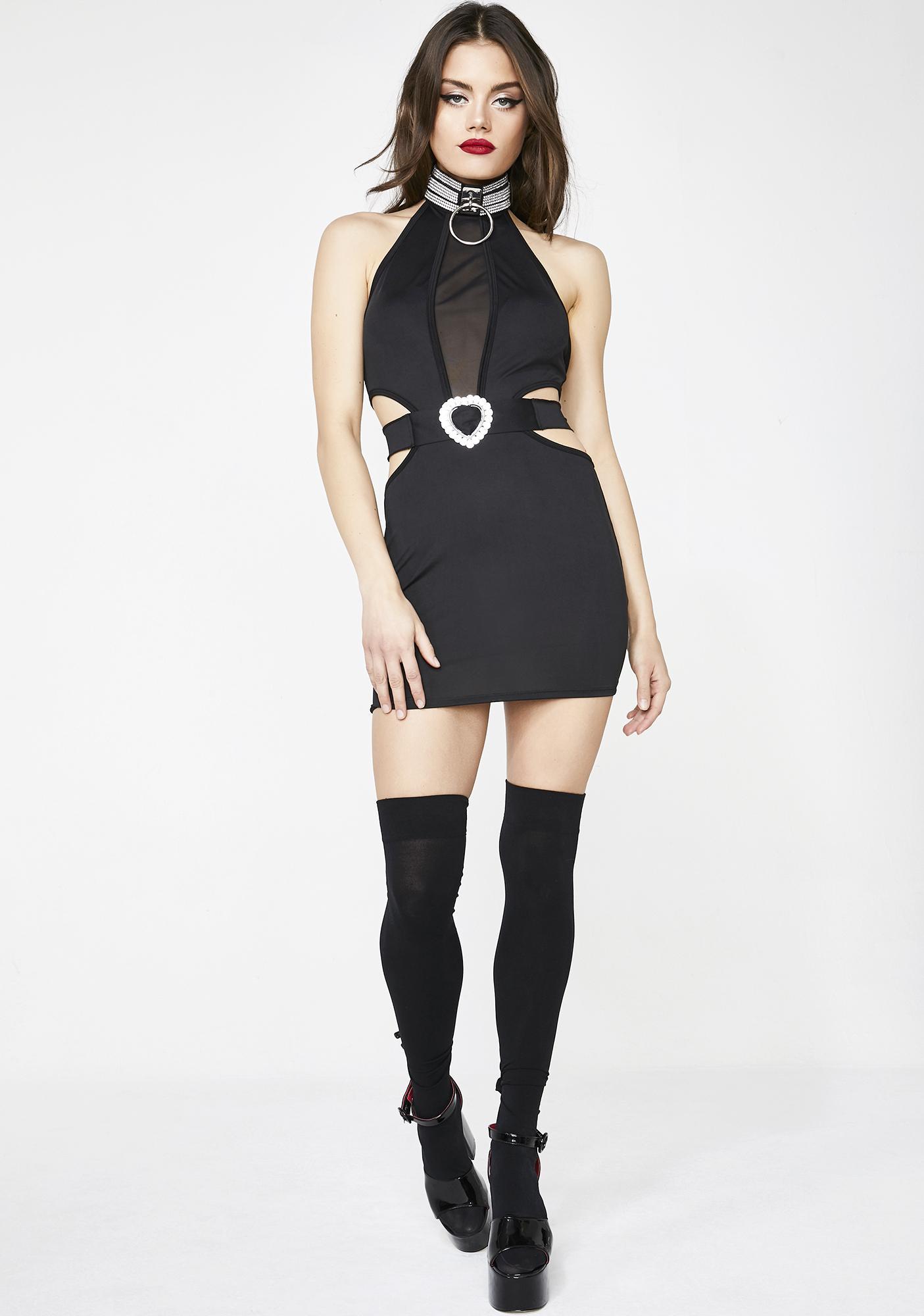High Class Sass Mini Dress