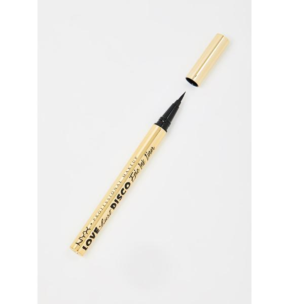 NYX Professional Makeup Love Lust Disco Epic Liner