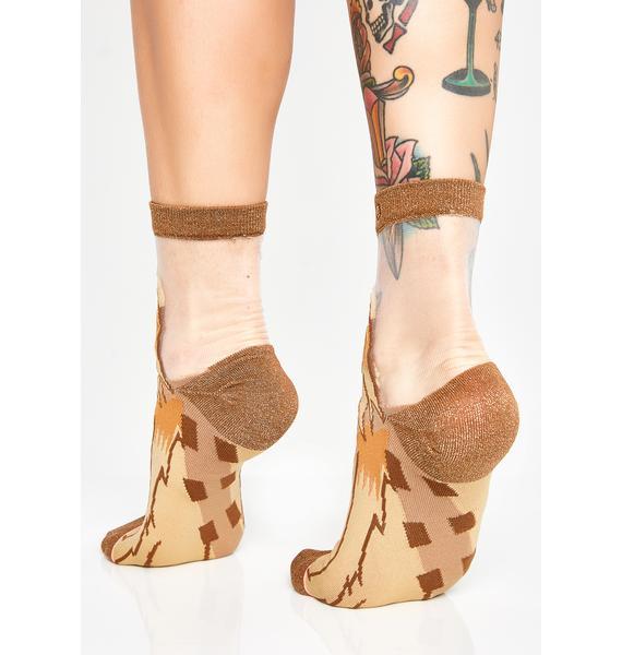 Stance Chewbacca Monofilament Socks