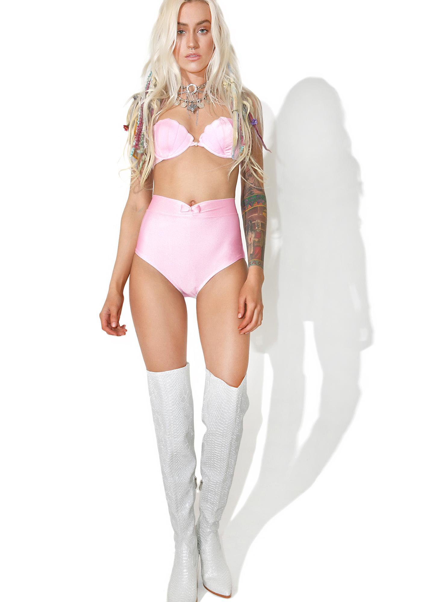 Margarita Mermaid Lolita Bikini Top