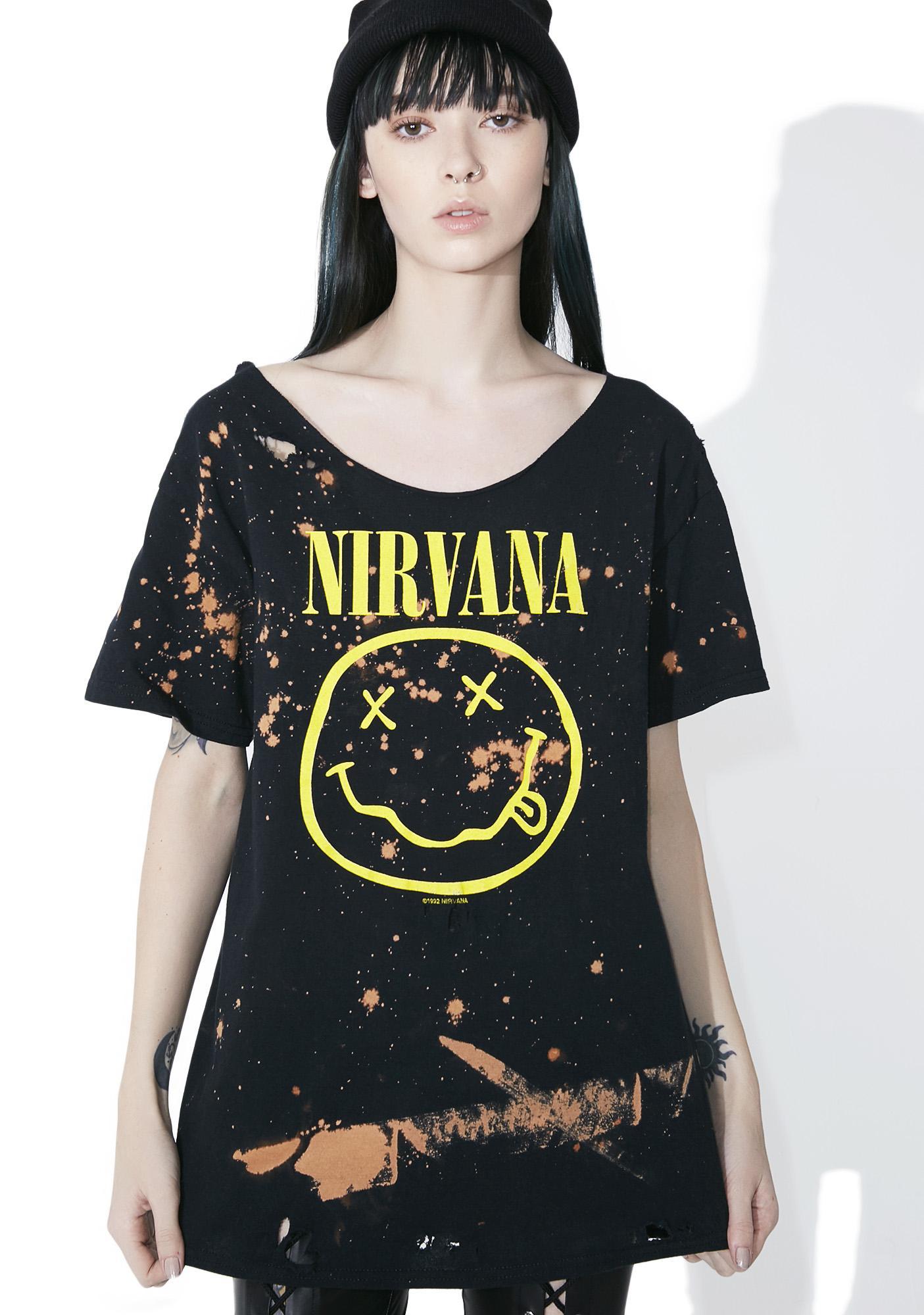 Vintage Nirvana Tee