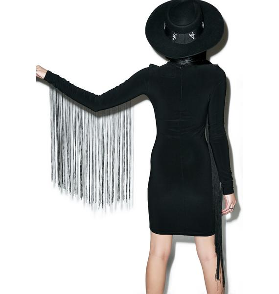 Black Wednesday The Magick Dress