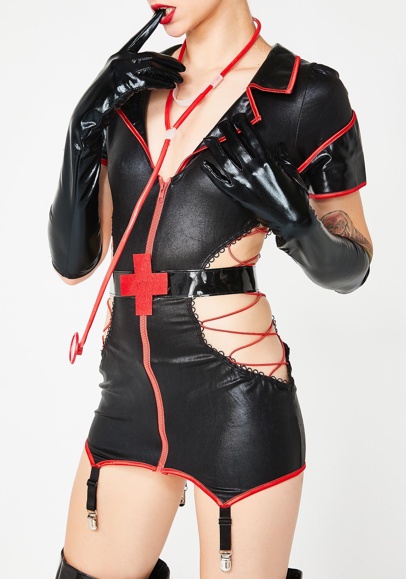 Bad Newz Nurse Costume