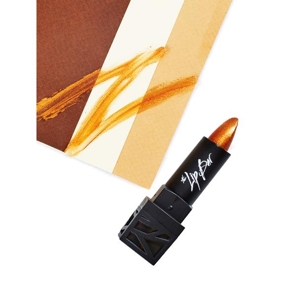 The Lip Bar Everything Metallic Lipstick