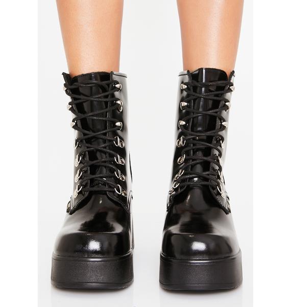 ROC Boots Australia Pelham Wedge Boots