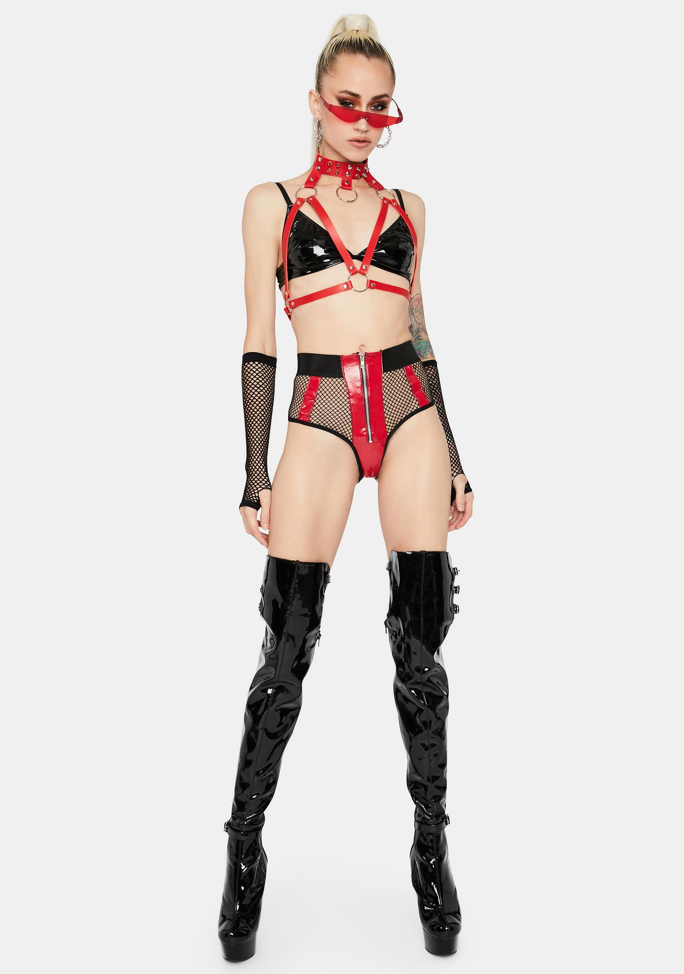 Own The Place Body Harness