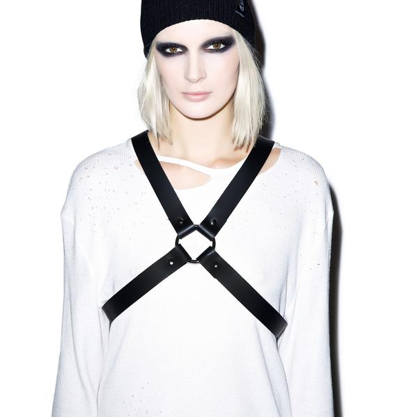 Club Exx Crossed Out Harness