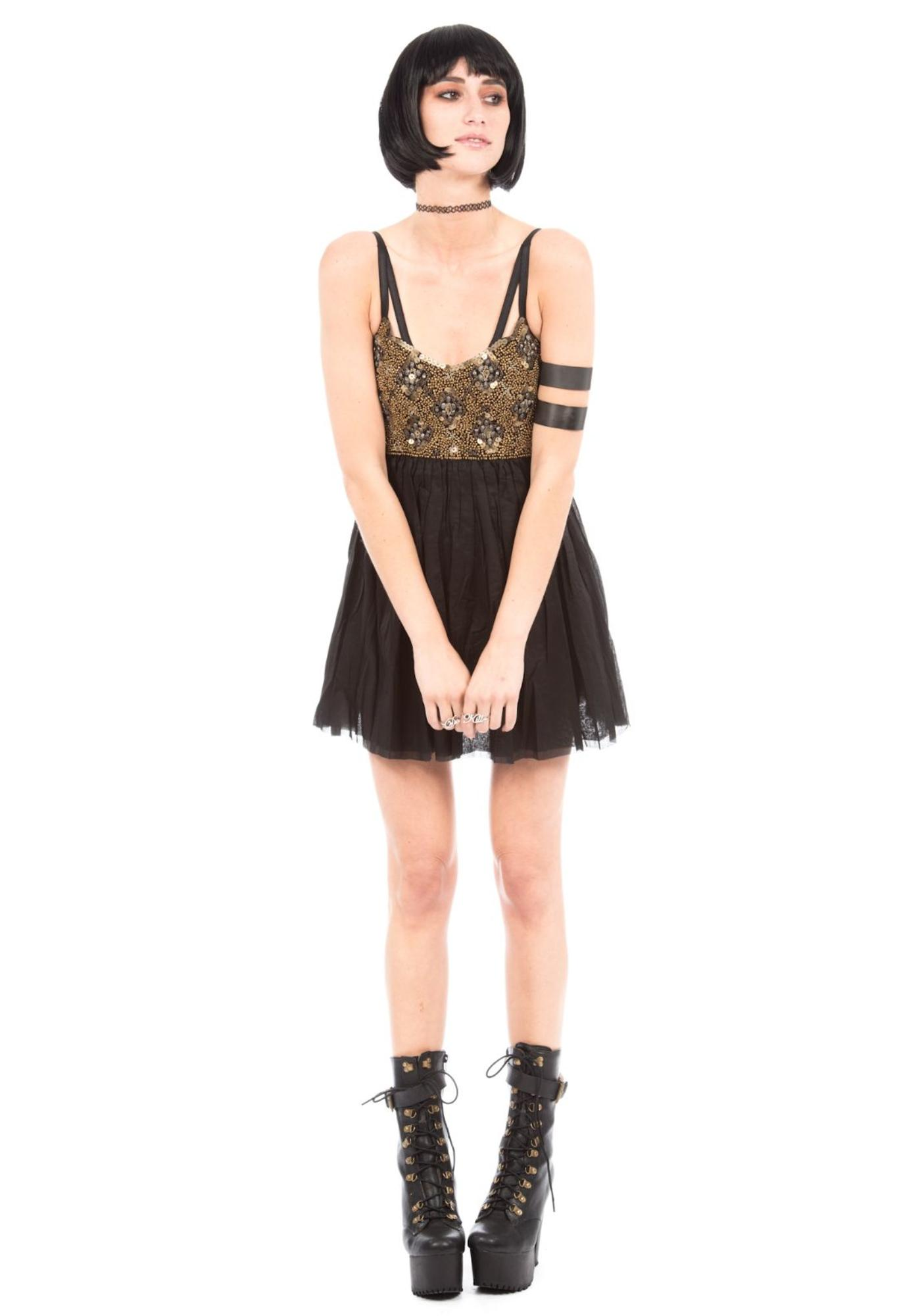 One Teaspoon Goldrush Dress