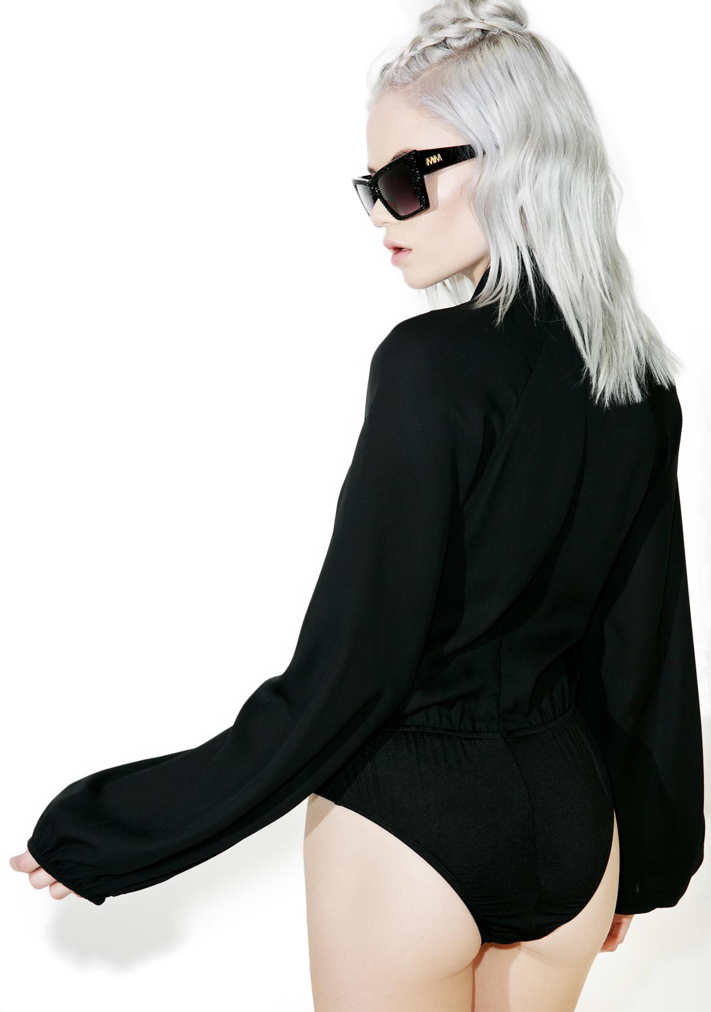 Feedback Cut Out Bodysuit