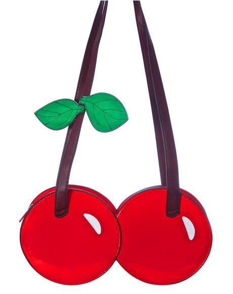Cherry Bomb Purse